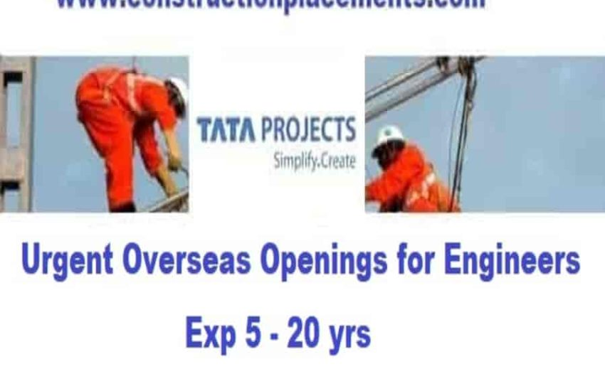 tata project Jul 28 tata projects ties up with engineers india with an aim of undertaking projects in the hydrocarbon sector, a 50:50 joint venture has been entered into by tata.