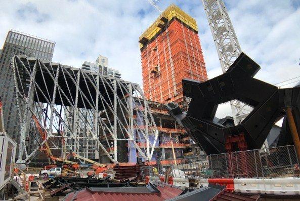 Hudson Yards, Hudson Yards project, Hudson Yards megaproject, Hudson Yards completion, Hudson Yards jobs, Hudson Yards USA, Hudson Yards New York, Hudson Yards Manhattan, Hudson Yards construction
