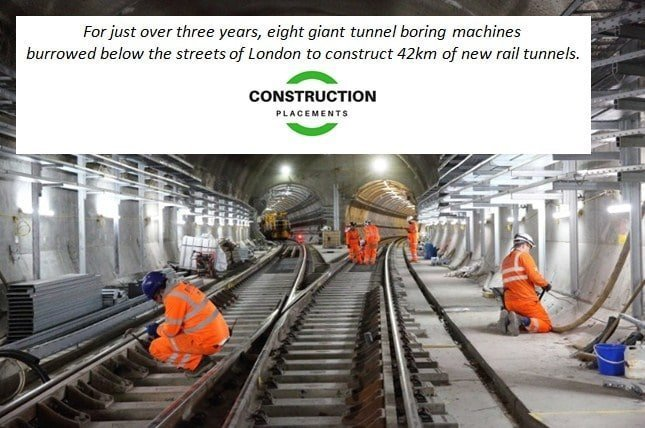 Global Megaprojects: London Crossrail - ConstructionPlacements