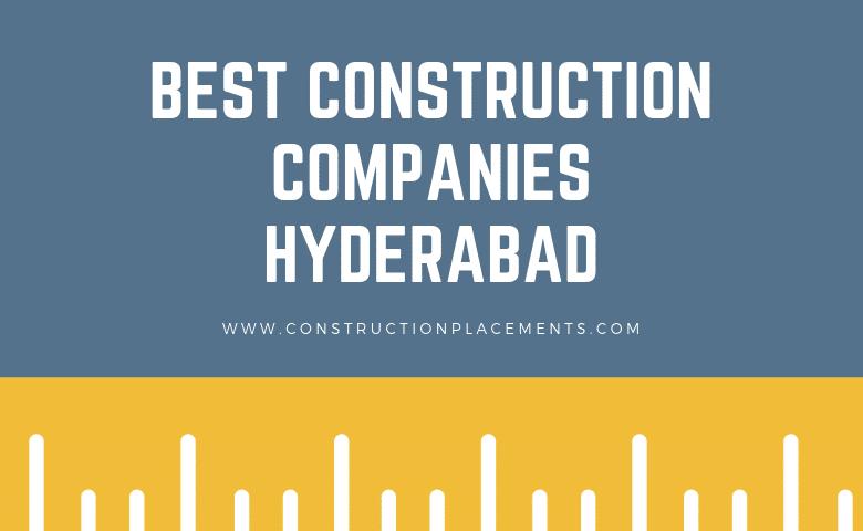 construction company hyderabad